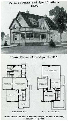 Vintage Farmhouse Plans villa virginia, stockbridge, massachusetts. hiss & weekes