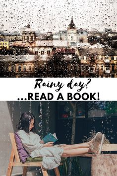 Rainy day? Don't worry, that is the perfect day to grab a good book and go for a real adventure! If you don't know what to read, check out my book reviews by clicking the link - maybe it helps you to find your next perfect reading adventure!