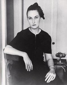 Carmen Herrera in 1948.