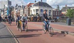 Verkeersnet 17 juni 2015: Breed draagvlak voor 'Tour de Force' voor de fiets