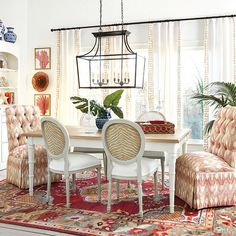 Dine in style with sleek dining room sets, dining table and chairs or kitchen table sets! Get ideas and realize your dream kitchen design. Dining Room Design, Dining Room Furniture, Dining Room Table, Dining Chairs, Dining Rooms, Dining Area, Furniture Ideas, Banquettes, Tidy Room