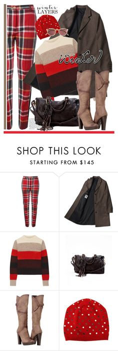 """""""Film Festival: Sundance Style and PaoloShoes"""" by paoloshoes ❤ liked on Polyvore featuring Vivienne Westwood, rag & bone, N°21 and Oliver Peoples"""