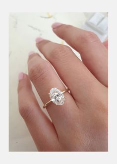 Gold Band Engagement Rings, Oval Solitaire Engagement Ring, Engagement Ring Shapes, Classic Engagement Rings, Oval Shaped Engagement Rings, Expensive Engagement Rings, Solitare Ring, Wedding Rings, Wedding Jewelry