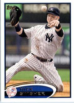 2012 Topps Baseball Card #488 Nick Swisher - New York Yankees - MLB Trading Card by Topps. $1.82. 2012 Topps Baseball Card #488 Nick Swisher - New York Yankees - MLB Trading Card