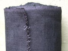 Organic Cotton Texweave - Black/Mulberry   buy in-store and online from Ray Stitch