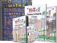 Teaching Textbook~MathTacular Combo from Sonlight