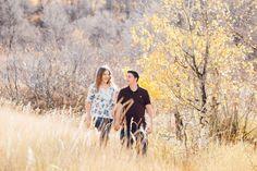 Brittany & Aaron   Engagement Photographs   Utah Wedding & Portrait Photographer - PhotoByElla
