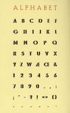 Hélios Exemple, Fonderie Typographique Française