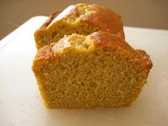 Vanilla-Scented Butternut Squash Quick Bread