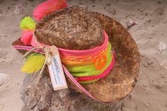 Strand Ibiza hoed (Cowboy), Ibiza mode, Flour 1314037 - Ibizahoed.nl