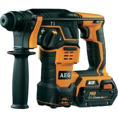 AEG Power Drill w/ Handle