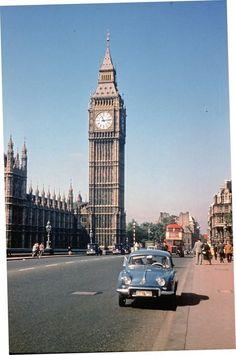 London, UK Love the old school beetle