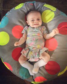 Miss D..6 weeks old & loving life!
