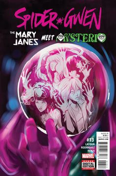Spider-Gwen (2015) Issue #13