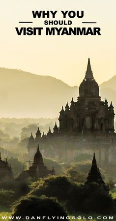 Why you should visit Myanmar, Burma - A photo essay of why I nearly didn't but am beyond glad I did.