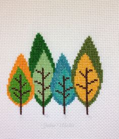 1 million+ Stunning Free Images to Use Anywhere Cross Stitch Cushion, Cross Stitch Tree, Cross Stitch Borders, Simple Cross Stitch, Cross Stitch Flowers, Cross Stitch Charts, Cross Stitch Designs, Cross Stitching, Modern Cross Stitch Patterns