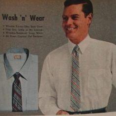 1950s Men's Fashion History for Business Attire