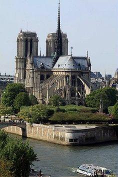Our Lady, Paris IV