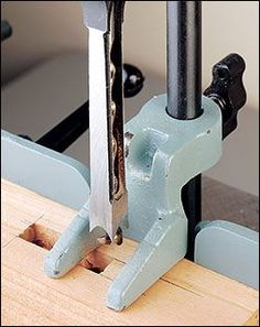 Economy Chisels & Bits for Mortisers & Drill-Press Mortising Attachments - Hardware