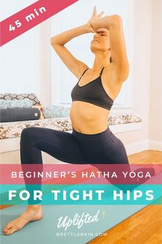 Yoga Poses & Workout : Do you have tight hips? This 45 min beginner flow is a perfect slow introduction to releasing tension in your hips! Quick Weight Loss Diet, Weight Loss Help, Losing Weight Tips, Weight Loss Program, Lose Weight In A Week, Need To Lose Weight, Reduce Weight, Weight Loss Transformation, Lose Belly Fat