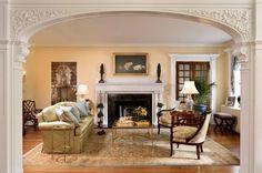 Federal Interior Design Ideas   Winterthur Museum - Federal style interior design:
