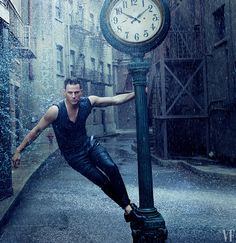 Channing Tatum, Magic Mike XXL's Movie Star, Poses for Annie Leibovitz | Vanity Fair
