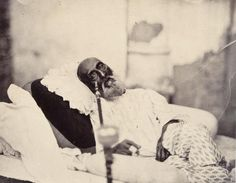Emperor Bahadur Shah in May 1858 The only known photograph of Bahadur Shah (1775-1862), the last Mughal Emperor. Taken in May 1858, while the British held him in Delhi awaiting his trial for his part in the Uprisings.