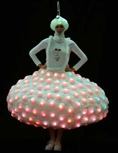 Exhibit from World of Wearable Art, New Zealand