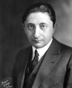 Edmund Jacobson, creator of Progressive Muscle Relaxtion