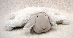 Baa the Sheep becomes a soft, cuddly pillow!