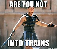 MRW my friends tell me they don't like Thomas the Tank Engine - Meme on Imgur