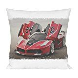 Test Drive Ferrari Racing Legends Future Car Almohada Pillow Cushion Extra Soft Polyester for Bed Home Furniture By Slick Stuff - http://themunsessiongt.com/test-drive-ferrari-racing-legends-future-car-almohada-pillow-cushion-extra-soft-polyester-for-bed-home-furniture-by-slick-stuff/