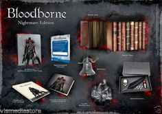 Introducing Bloodborne, the latest Action RPG.  Pre-order The Nightmare Edition #Sony PS4 EXCLUSIVE. Highly collectable only 1000 produced! http://www.gamestock.co/bloodborne-nightmare-edition-ps4