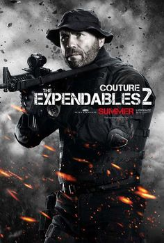 Expendables 2 Randy Couture as Toll Road