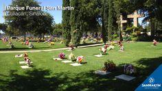 A diferencia de un panteón tradicional, Parque Funeral San Martín ofrece mayor tranquilidad en sus visitas, ya que cuenta con amplias áreas verdes, instalaciones en constante mantenimiento y cuidado, propiciando así la sana convivencia familiar. Consulte a nuestros asesores 01 800 504 5953