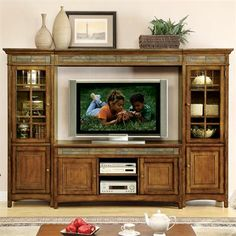 Riverside Furniture – Craftsman Home Wall-George's Furniture dealer