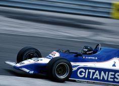 Jacques Laffite, Ligier JS11, 1979 Zandvoort