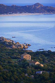 Domaine de Murtoli, Corsica, France