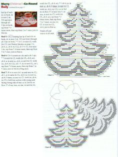 Centro tavola pattern