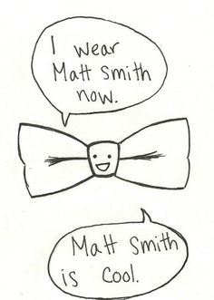 Matt Smith is cool.