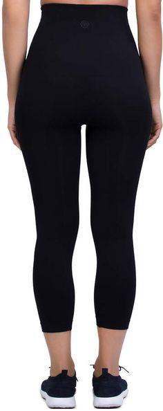 188d2707e4edb9 Tucker Belly Bandit Mother Cropped Shaper Leggings #Sponsored , #sponsored,  #Bandit#