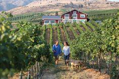 Seattle Magazine | Restaurants/Local Producers/Washington Wines | Washington Wine Country Getaways | Andrea Coan Photography
