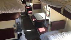 train on the transmongolian route