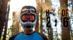 Watch: Fabio Wibmer's Best of 2016 - Singletracks Mountain Bike News Mountain Bike Action, Mountain Biking, Bmx, Downhill Bike, Bike News, Videos, Round Sunglasses, Calm, Watch