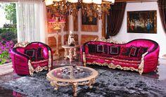 luxury sofa +coffee table