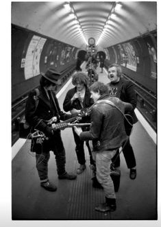 26 Delightful Pictures Of The London Underground In The And [PHOTOS]: -- Photographer Bob Mazzer has been documenting the London Underground for 40 years.