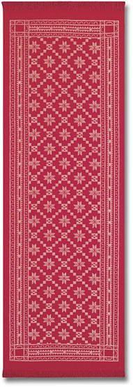 Ingebretsen's Scandinavian Gifts - Åttebladrose Runner - TABLE LINENS - SCANDINAVIAN TABLE