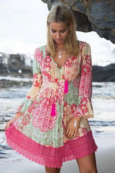 Ruby Txc kalslxozXq y Hyu Mode Hippie, Hippie Style, Bohemian Style, Boho Beautiful, Beautiful Outfits, Style Nomade, Style Bobo Chic, Boho Chic, Moda Floral