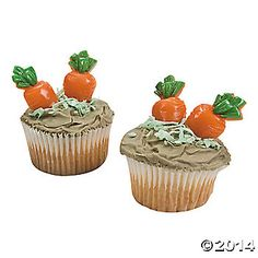 Not to be confused with the flavor of cake, this project is an adorable way to ornament your Easter treats. With the tops of the carrots sticking out of the ...