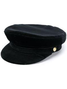 99cd1fc6 Manokhi Baker Boy Hat - Farfetch Gatsby Hat, Baker Boy, Cotton Hat, News